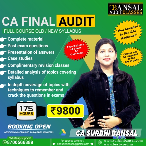 google-drive-classes-for-ca-final-audit-full-course---by-ca-surbhi-bansal--(old-&-new-syllabus)