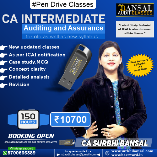 pen-drive-classes-for-ca-intermediate-auditing-and-assurance---by-ca-surbhi-bansal---(old-&-new-syllabus)